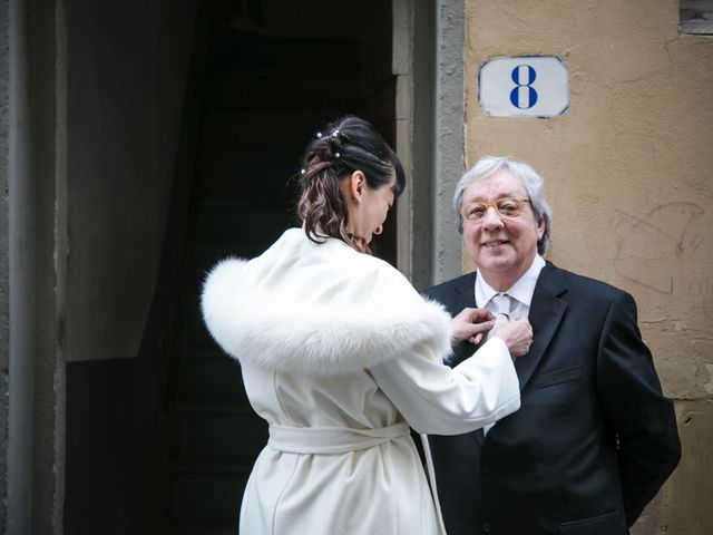 Il matrimonio di Alessio e Ilaria a Firenze, Firenze 65
