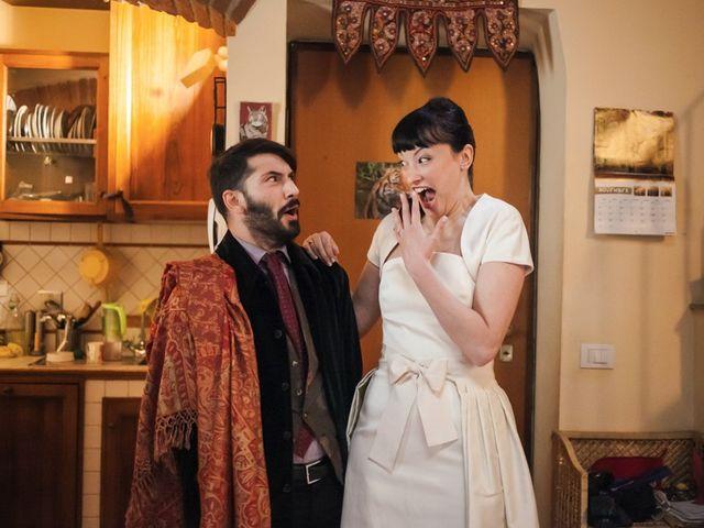 Il matrimonio di Alessio e Ilaria a Firenze, Firenze 66