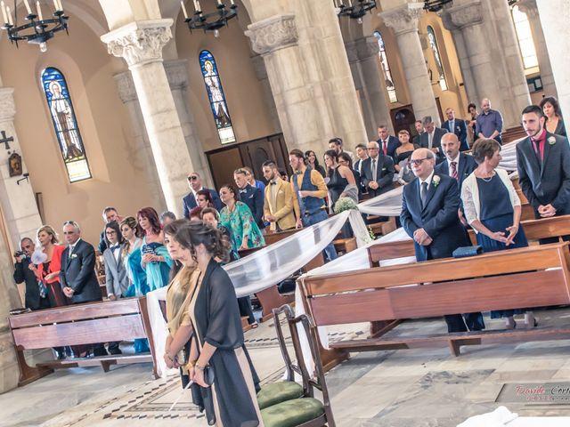 Il matrimonio di Daniele e Sara a Anzio, Roma 7