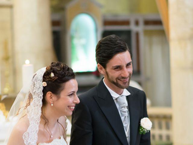 Il matrimonio di Daniele e Sara a Anzio, Roma 10