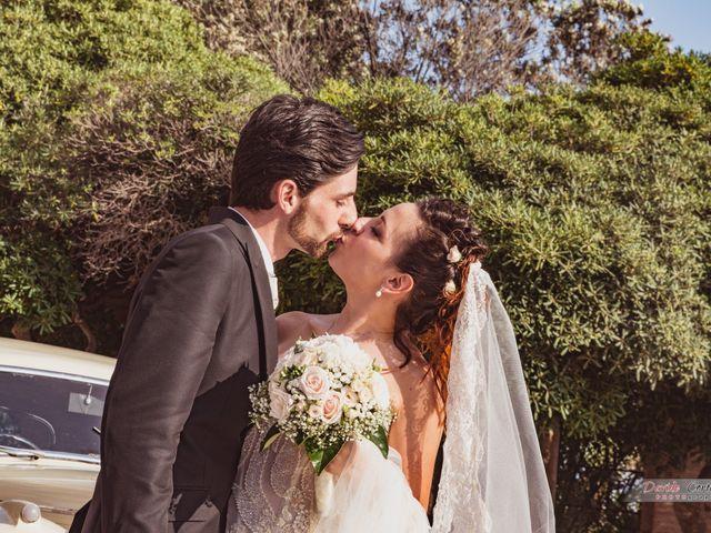 Il matrimonio di Daniele e Sara a Anzio, Roma 11