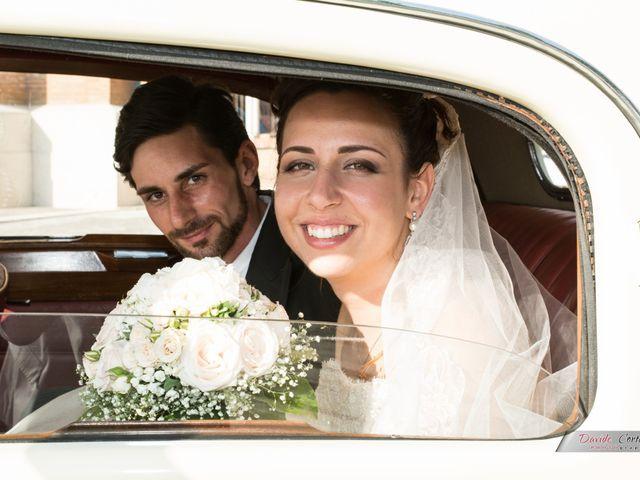 Il matrimonio di Daniele e Sara a Anzio, Roma 12