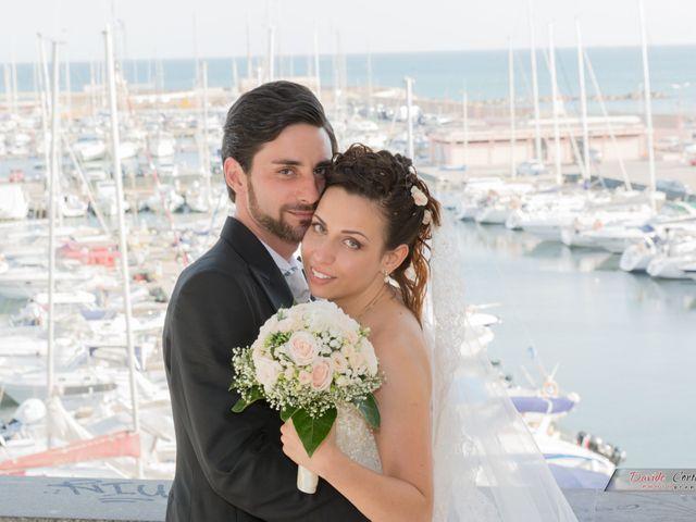 Il matrimonio di Daniele e Sara a Anzio, Roma 17