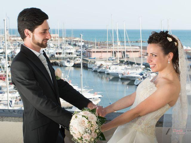 Il matrimonio di Daniele e Sara a Anzio, Roma 19