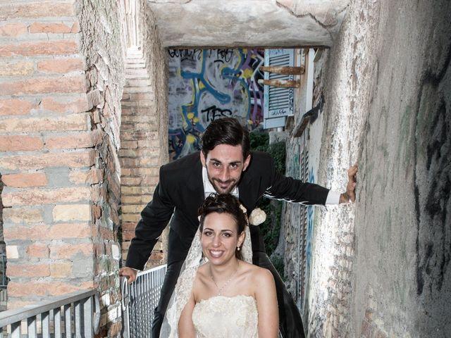 Il matrimonio di Daniele e Sara a Anzio, Roma 20