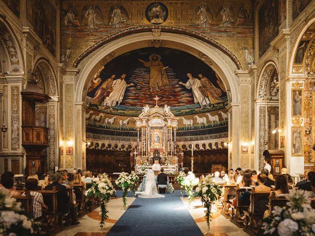 Il matrimonio di Remo e Giulia a Roma, Roma 33