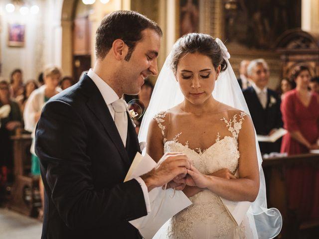Il matrimonio di Remo e Giulia a Roma, Roma 34