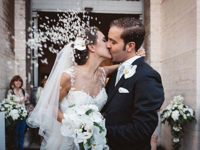 Il matrimonio di Remo e Giulia a Roma, Roma 43