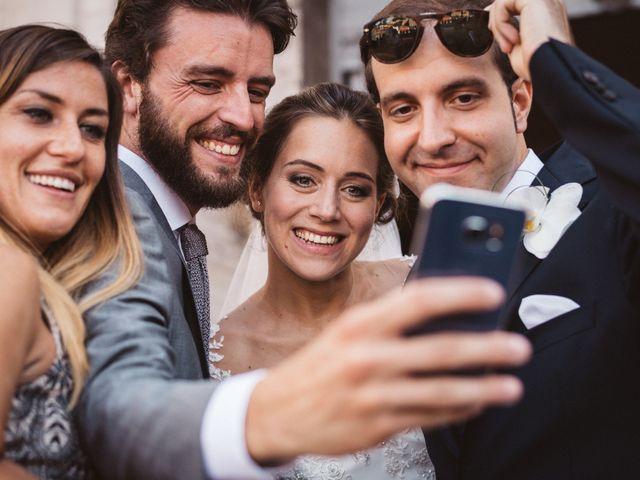 Il matrimonio di Remo e Giulia a Roma, Roma 44