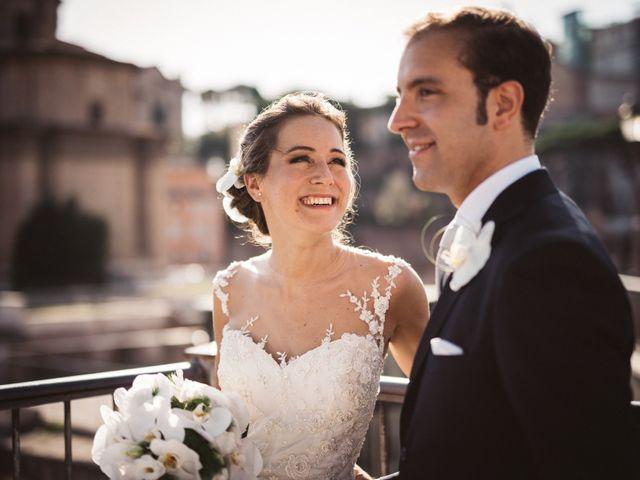 Il matrimonio di Remo e Giulia a Roma, Roma 45