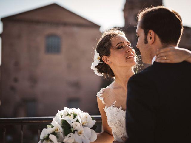 Il matrimonio di Remo e Giulia a Roma, Roma 46