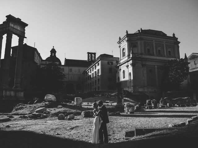 Il matrimonio di Remo e Giulia a Roma, Roma 48