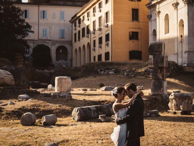 Il matrimonio di Remo e Giulia a Roma, Roma 49