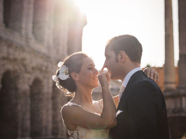 Il matrimonio di Remo e Giulia a Roma, Roma 50