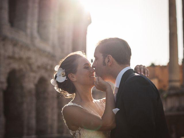 Il matrimonio di Remo e Giulia a Roma, Roma 51