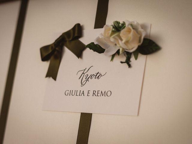 Il matrimonio di Remo e Giulia a Roma, Roma 65