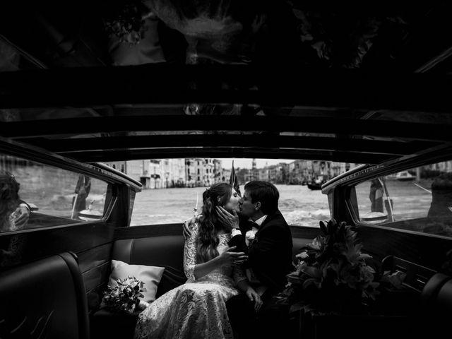 Le nozze di Sveta e Simone