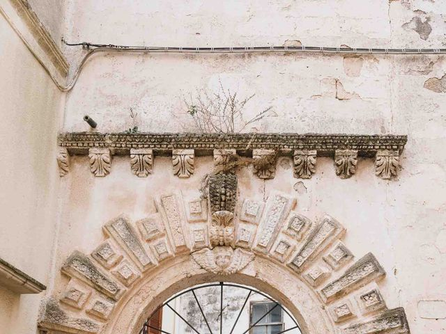 Il matrimonio di Gaia e Mino a Nardò, Lecce 36