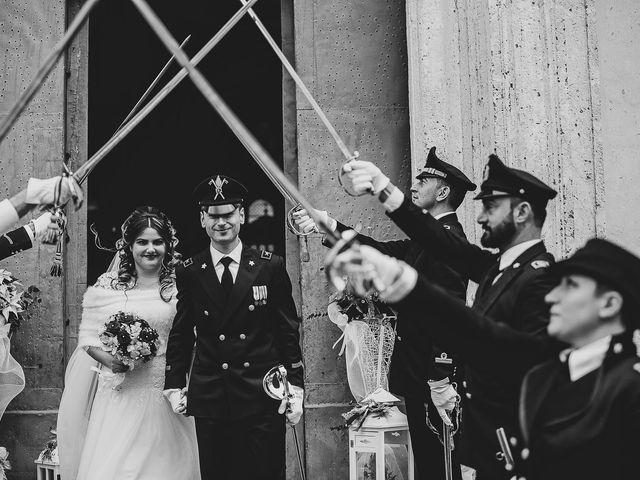 Il matrimonio di Gaia e Mino a Nardò, Lecce 54