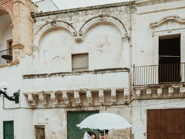 Il matrimonio di Gaia e Mino a Nardò, Lecce 57