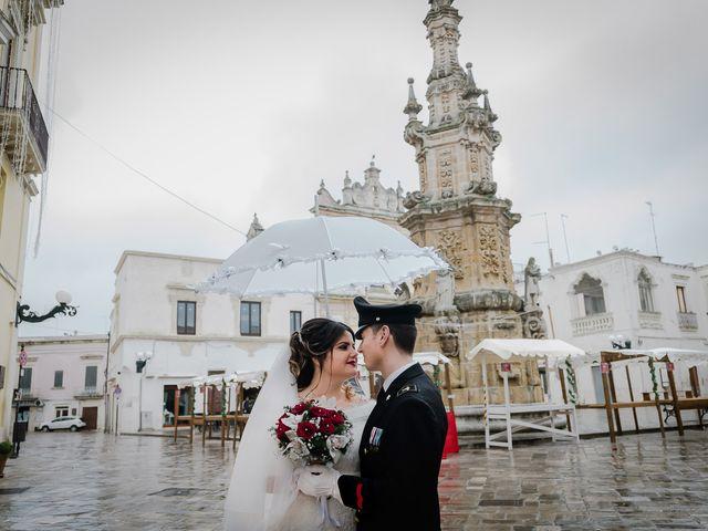 Il matrimonio di Gaia e Mino a Nardò, Lecce 58