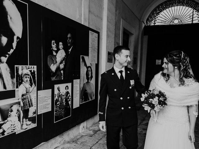 Il matrimonio di Gaia e Mino a Nardò, Lecce 65
