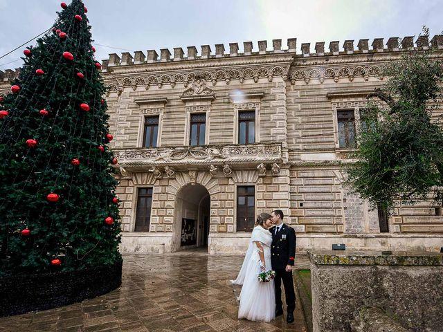 Il matrimonio di Gaia e Mino a Nardò, Lecce 67