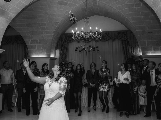 Il matrimonio di Gaia e Mino a Nardò, Lecce 86
