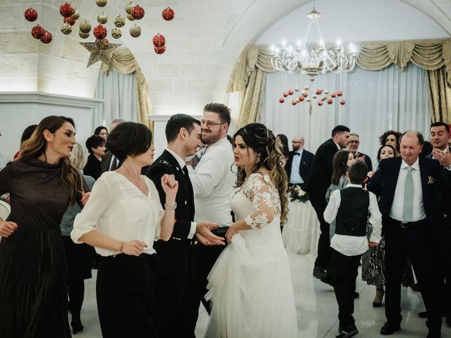 Il matrimonio di Gaia e Mino a Nardò, Lecce 79