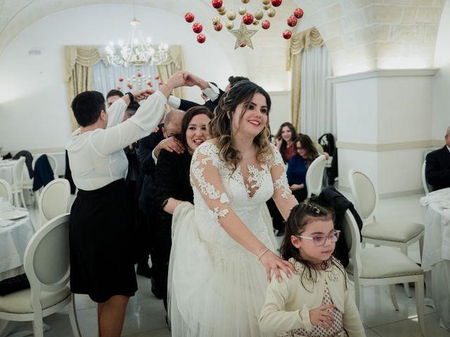 Il matrimonio di Gaia e Mino a Nardò, Lecce 80