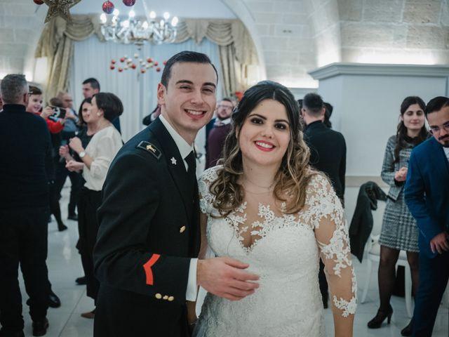 Il matrimonio di Gaia e Mino a Nardò, Lecce 81