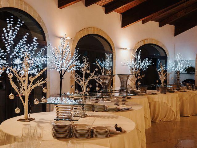 Il matrimonio di Gaia e Mino a Nardò, Lecce 90