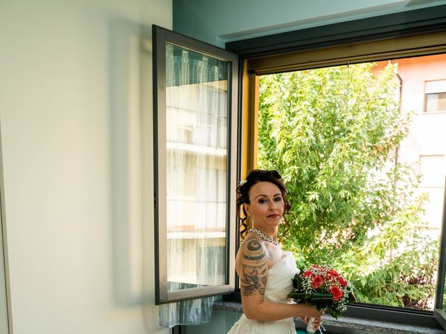 Il matrimonio di Ivan e Serena a Rivanazzano, Pavia 19