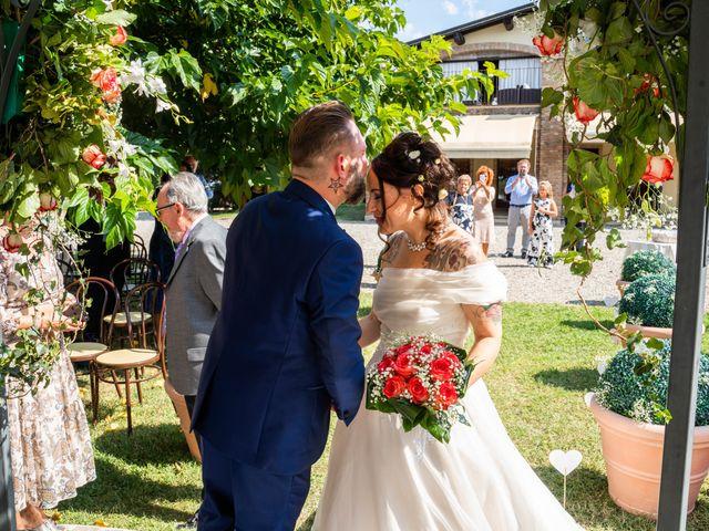 Il matrimonio di Ivan e Serena a Rivanazzano, Pavia 23