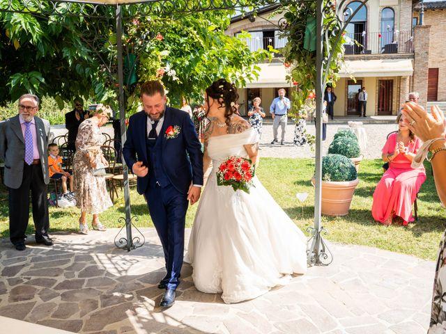 Il matrimonio di Ivan e Serena a Rivanazzano, Pavia 24