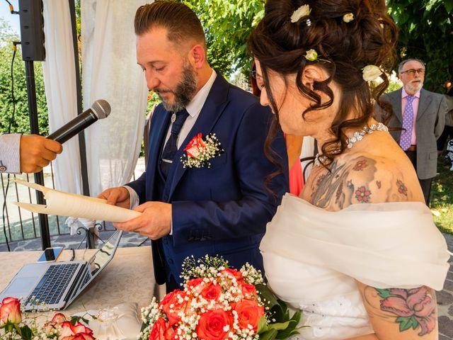 Il matrimonio di Ivan e Serena a Rivanazzano, Pavia 25