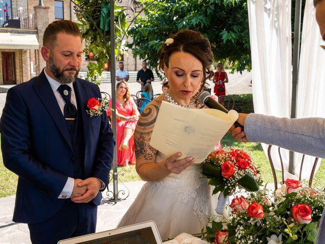 Il matrimonio di Ivan e Serena a Rivanazzano, Pavia 26