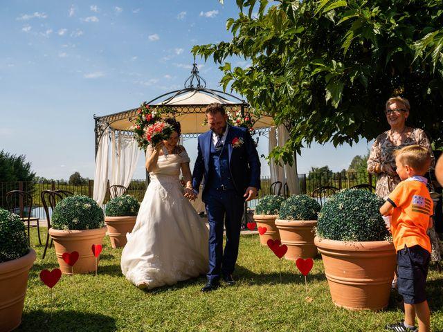 Il matrimonio di Ivan e Serena a Rivanazzano, Pavia 31