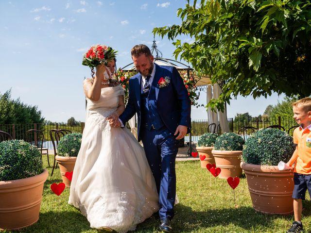 Il matrimonio di Ivan e Serena a Rivanazzano, Pavia 32