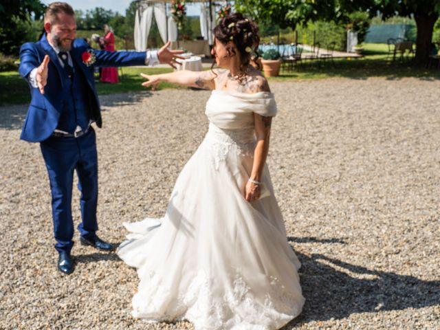 Il matrimonio di Ivan e Serena a Rivanazzano, Pavia 35