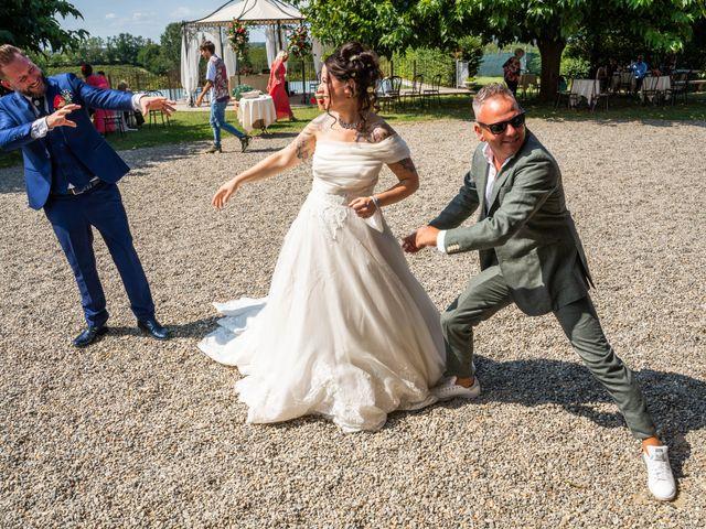 Il matrimonio di Ivan e Serena a Rivanazzano, Pavia 36