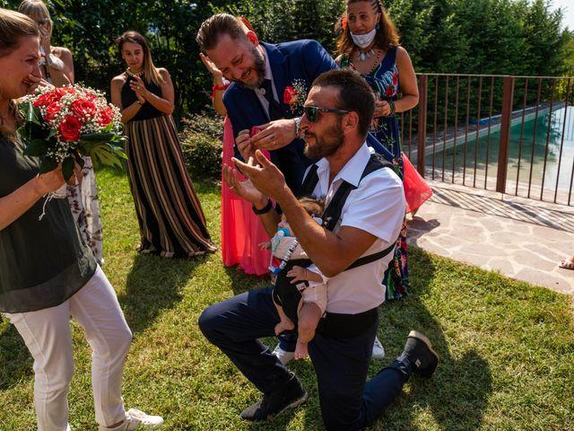 Il matrimonio di Ivan e Serena a Rivanazzano, Pavia 38