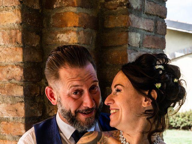 Il matrimonio di Ivan e Serena a Rivanazzano, Pavia 1