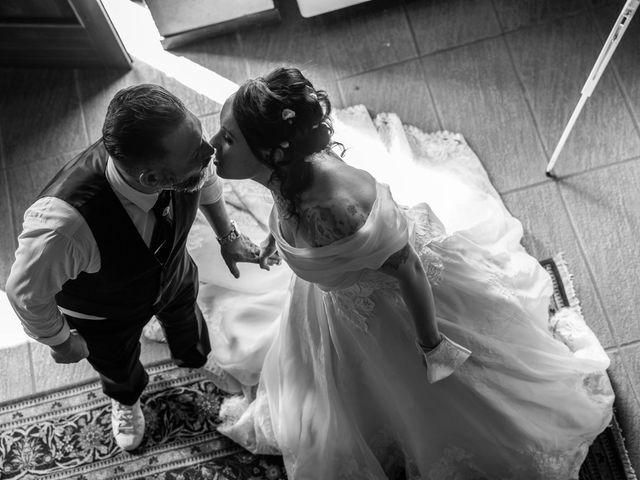 Il matrimonio di Ivan e Serena a Rivanazzano, Pavia 42