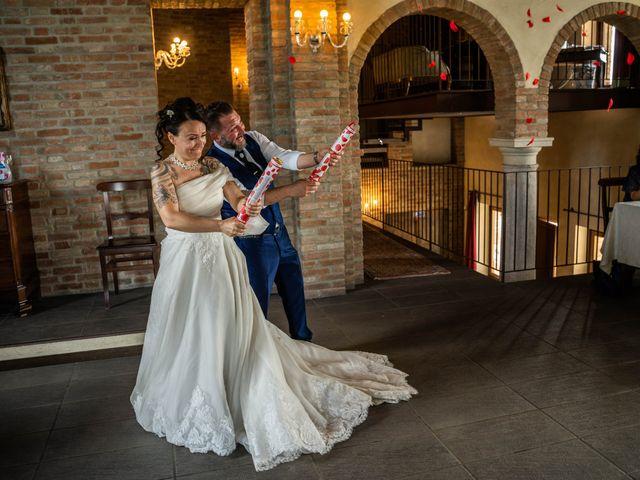 Il matrimonio di Ivan e Serena a Rivanazzano, Pavia 44