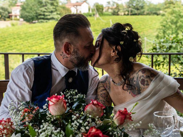 Il matrimonio di Ivan e Serena a Rivanazzano, Pavia 45