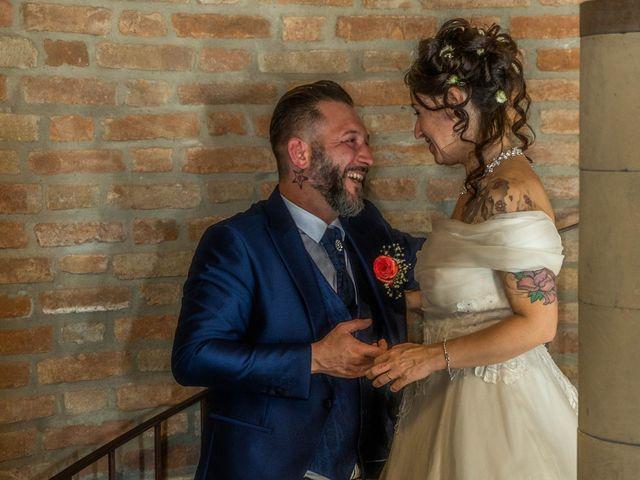 Il matrimonio di Ivan e Serena a Rivanazzano, Pavia 49