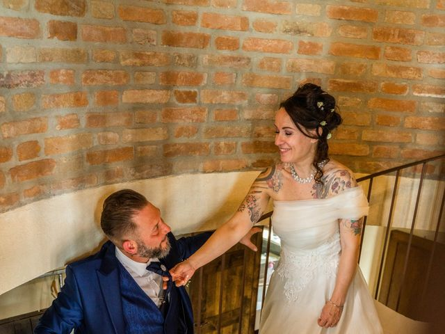 Il matrimonio di Ivan e Serena a Rivanazzano, Pavia 52