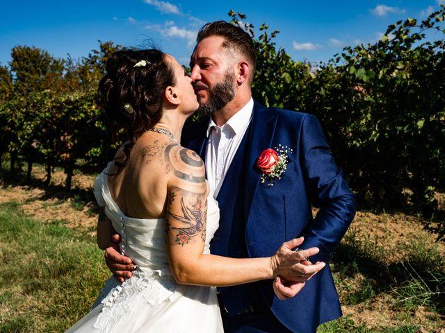 Il matrimonio di Ivan e Serena a Rivanazzano, Pavia 55