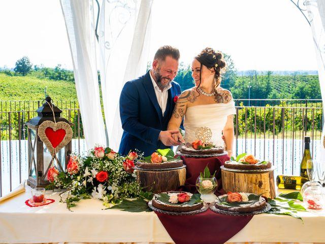 Il matrimonio di Ivan e Serena a Rivanazzano, Pavia 57